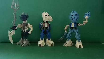 the Matoran of Vo-Koro