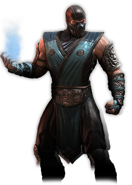 General/Other - Sub-Zero Costume Inventory | Test Your Might