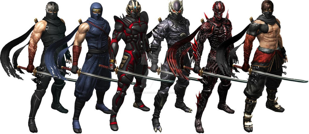 ryu hayabusa costumes wallpaper -#main