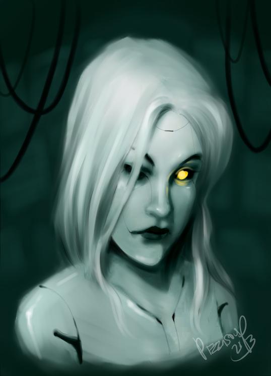 Killer Queen by SylentNyte