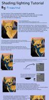 Fur Shading/lighting Tutorial