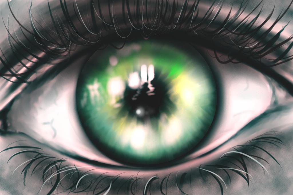 Eye have an idea by cryofthedingo