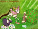 Pokemon vs Disneys Bambi
