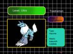 Digimon Traidramon