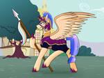 Next Gen: Friendship Guard Fan Art