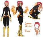 X-Men Evolution: Flare