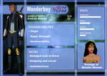 Dream Team App: WonderBoy