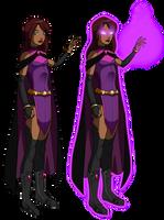 YJ: Aurora by Estrella-Angel