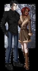 Winter Wonderland by Estrella-Angel