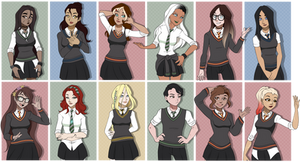 Hogwarts Baes