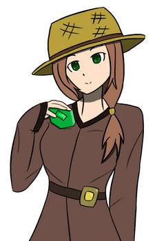Minecraft Journeygirl Farmer