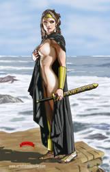 Goddess by Dan-DeMille