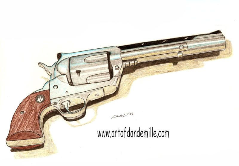 Ruger by Dan-DeMille
