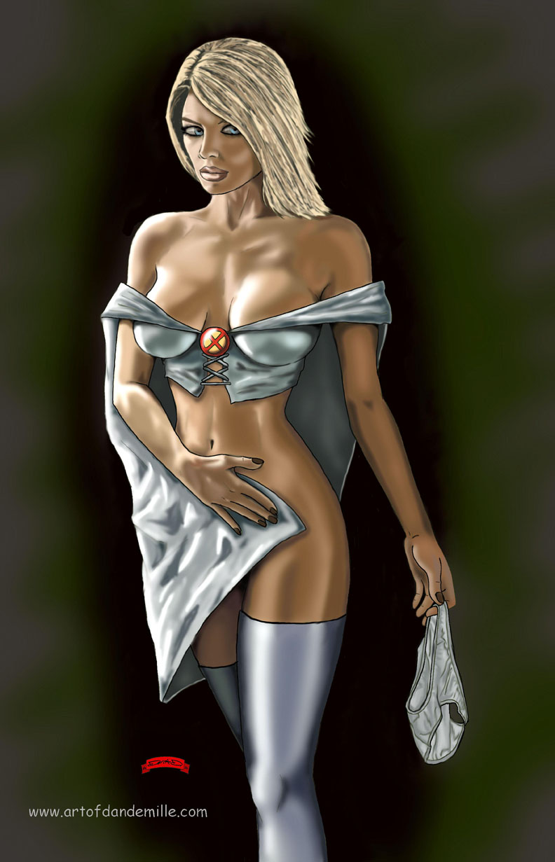 She erotic white queen safe