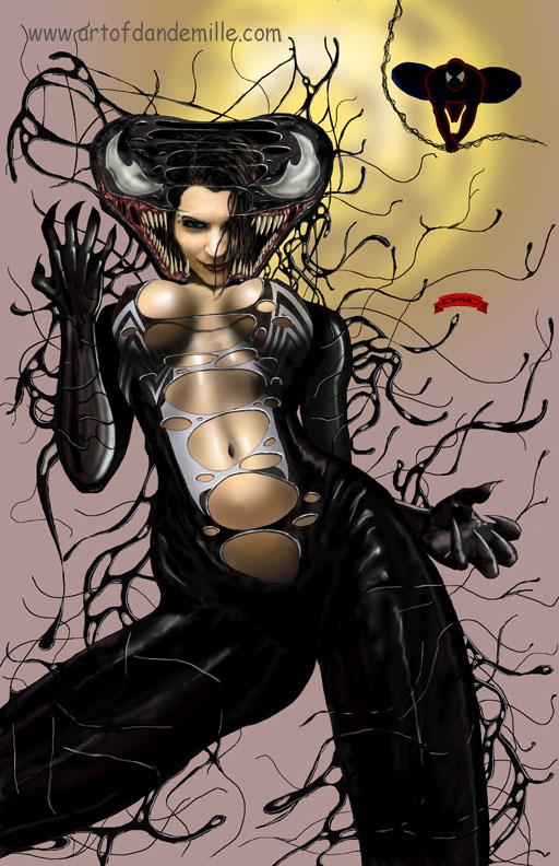 Venom by Dan-DeMille