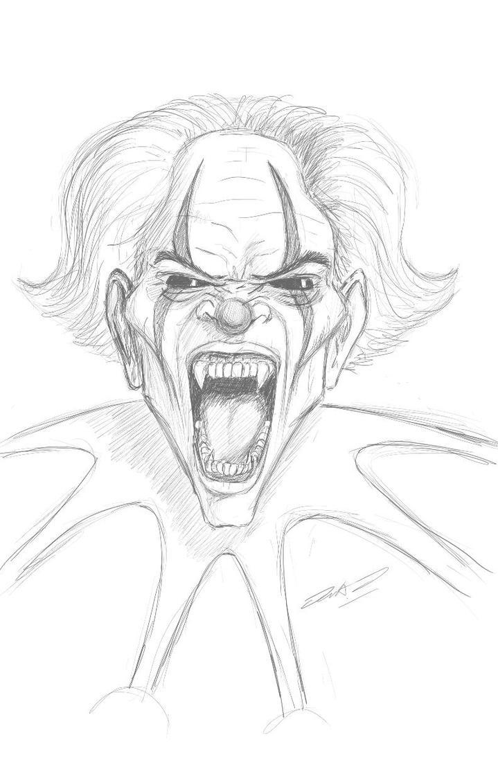 Clown1 by Dan-DeMille