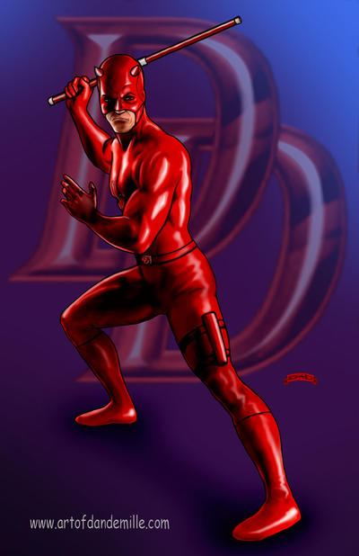 DareDevil by Dan-DeMille