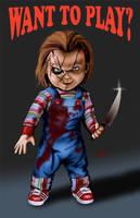 Chucky by Dan-DeMille