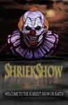 Shriekshow Clown poster