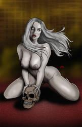 Lady Death Night Life