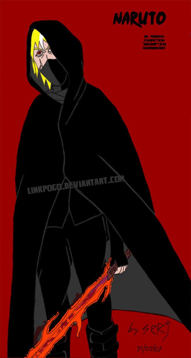 Dark Naruto by linkpogo on DeviantArt