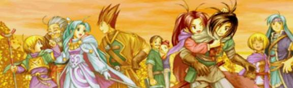 Golden Sun The Lost Age Group by linkpogo on DeviantArt