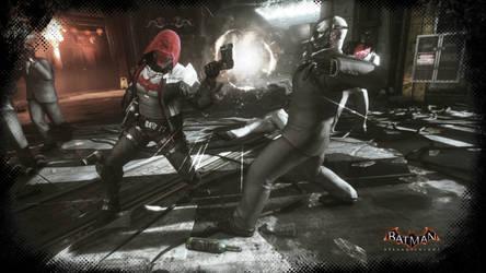 Red brawl