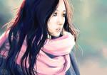 Baek Sumin .... fanart...??? lol