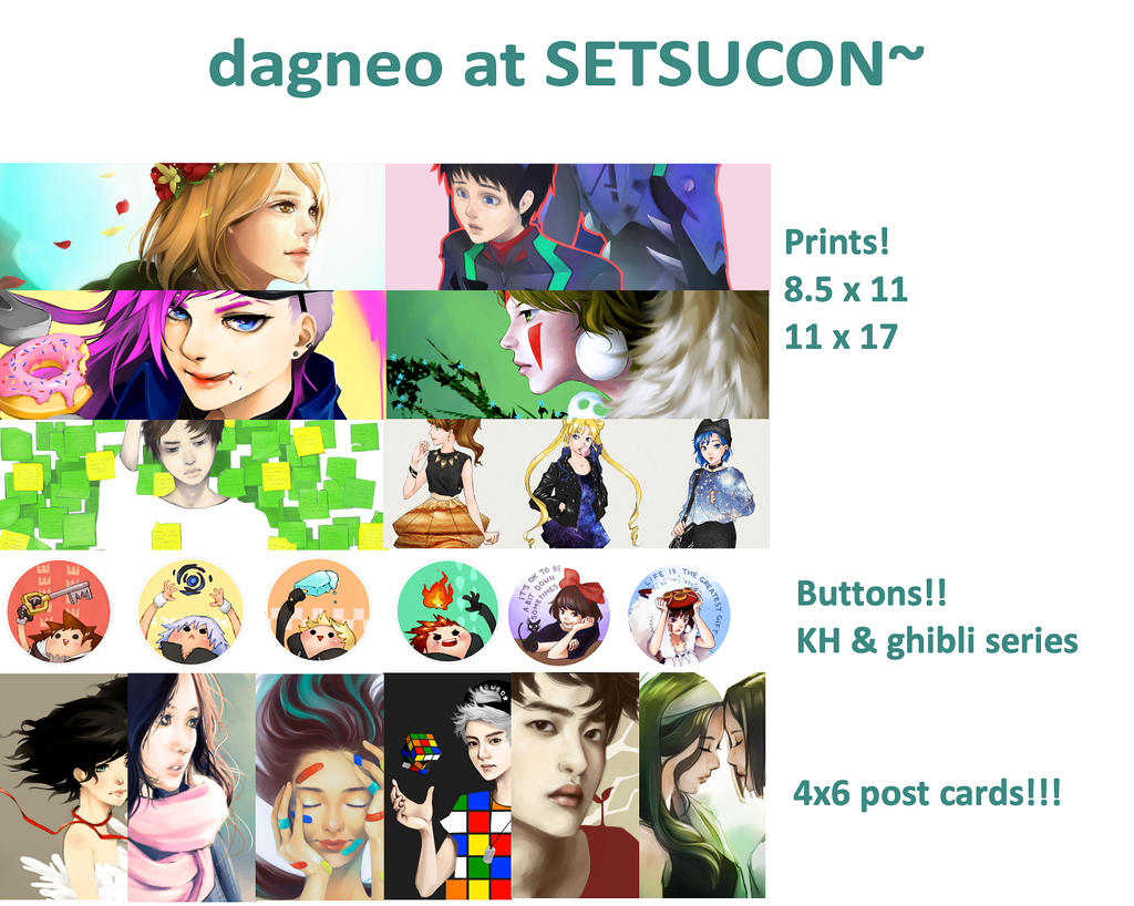 Setsucon Ad 2 by Dagneo
