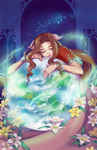 Aerith and the Planet