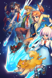 Ghost Trick: Running with fate