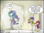 Princesses don't use doors. by TheMaiah
