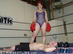 Knocked Him Down - Mixed Boxing