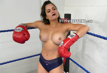 Boxing Bitch Face by boxingwrestling