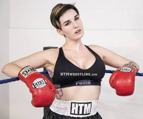 In This Corner: Irene Silver!  - Boxing