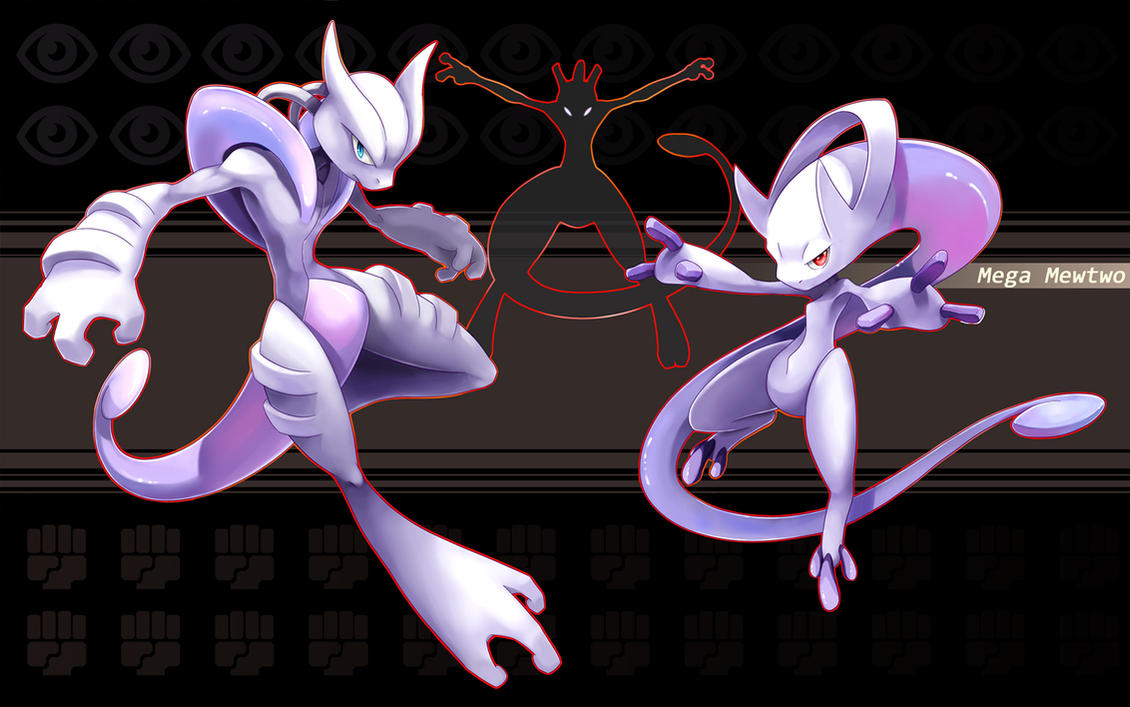 Mega mewtwo by silentgpanda on deviantart - Mewtwo y mega evolution ...
