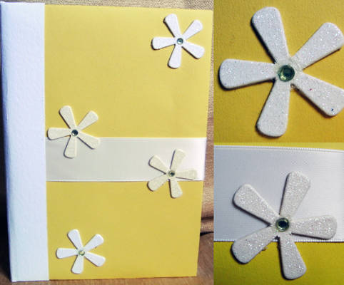 Sunflowers Journal Book