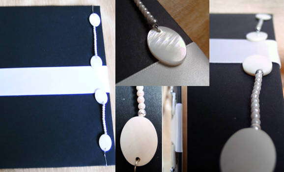 Mother Pearl - Journal book