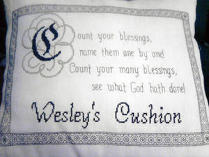 Prayer Cushion
