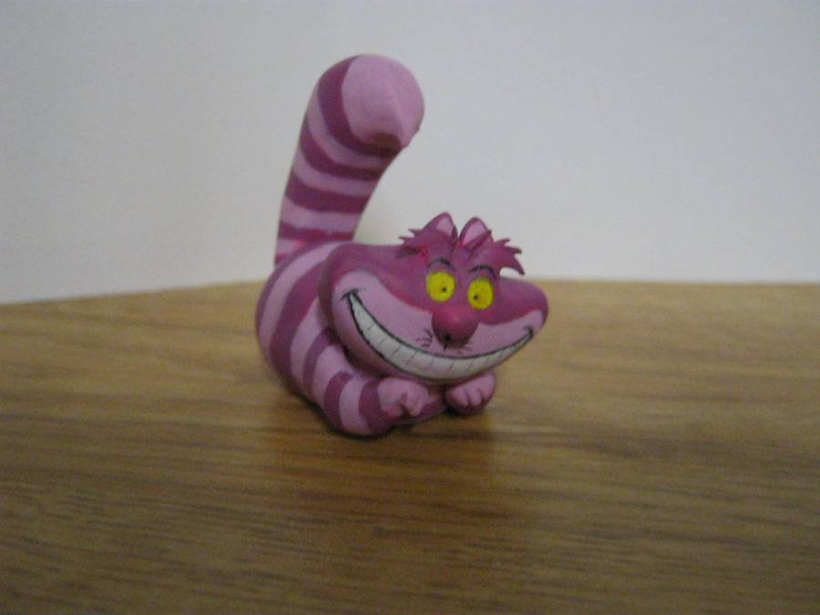 Cheshire Cat by cynicface on DeviantArt