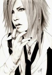 My dear guitariste by Chibi-Onion