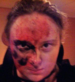 Deformed face by FireGal6 on deviantART