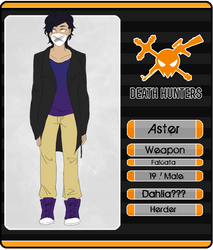dh: aster
