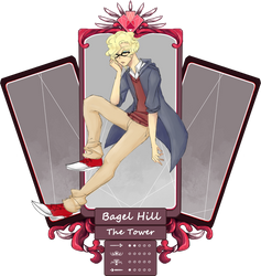 trionfi arcana: bagel hill