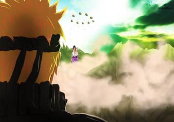 Naruto - The Last Destinied Battle by JConscio