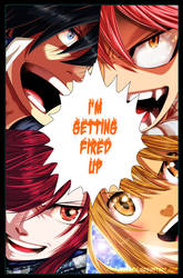 Fairy Tail 430 I'm Getting Fired Up!!! by JConscio