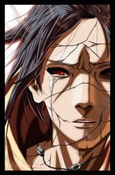 Good bye Sasuke by JConscio
