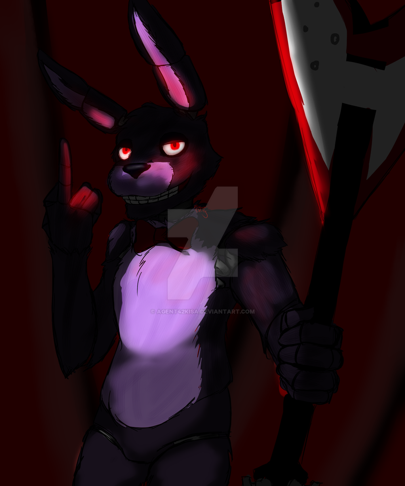 Bonnie by Agent42Kisa