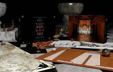 Myst Anthology (New Render)