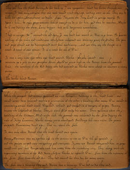 Darka: Hermit's Journal alternate font